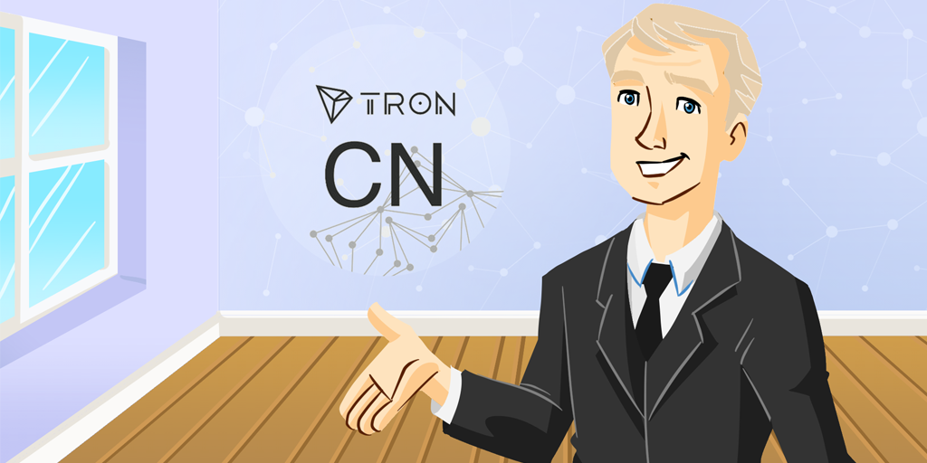 An interview with TRONSR – Community Node | TronLive